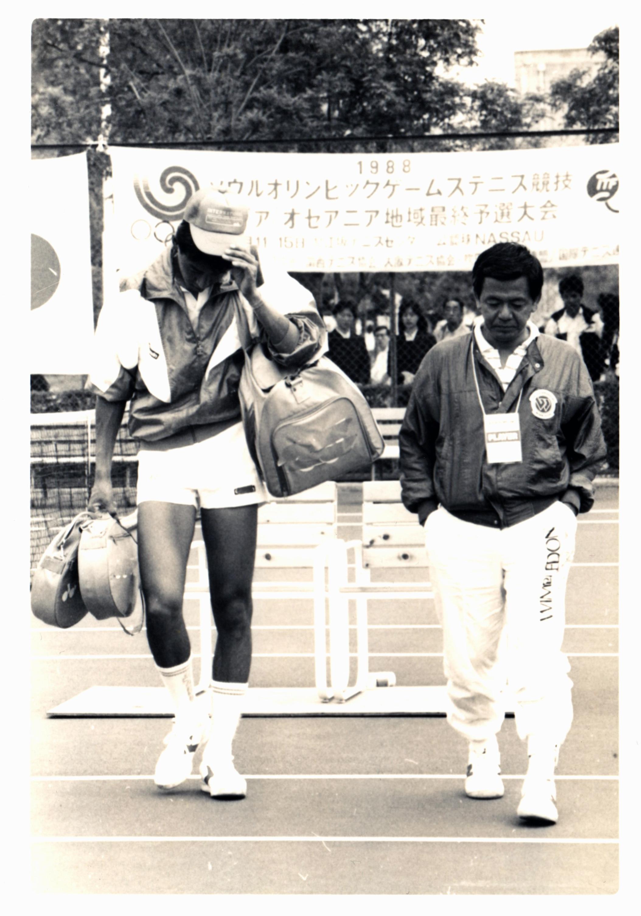 1988年 ソウルオリンピック日本...